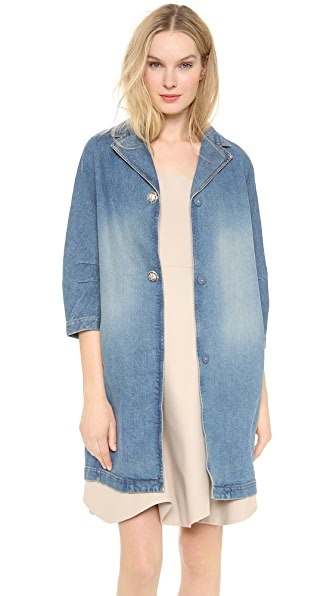 Leur Logette Denim Coat