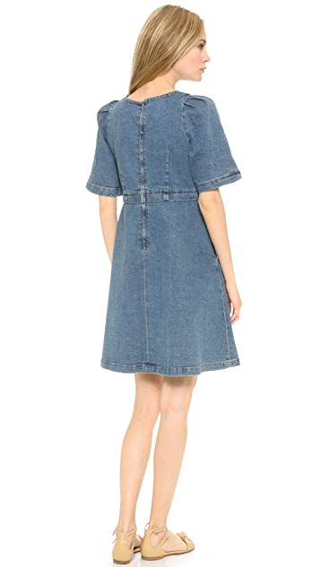 Leur Logette Denim Dress