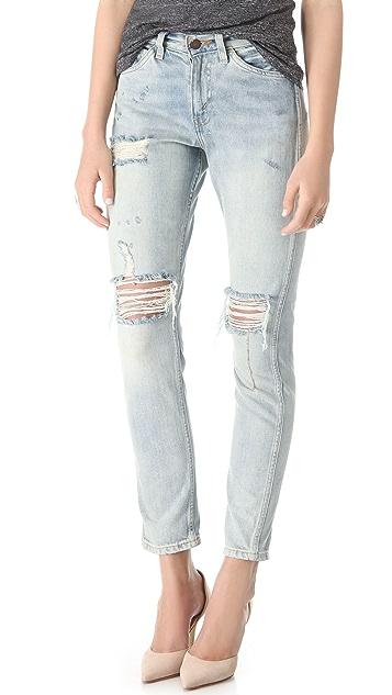Levi's 1966 Shredded 606 Jeans
