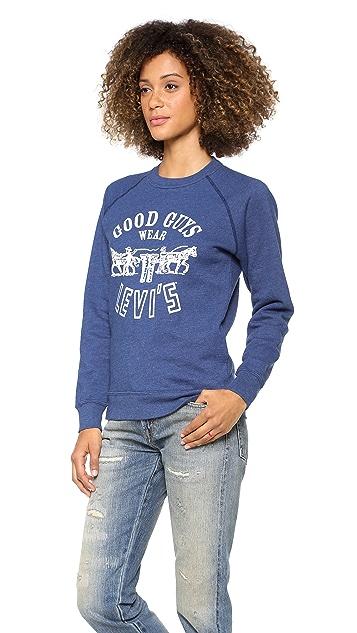 Levi's Orange Tab 1970s Sweatshirt