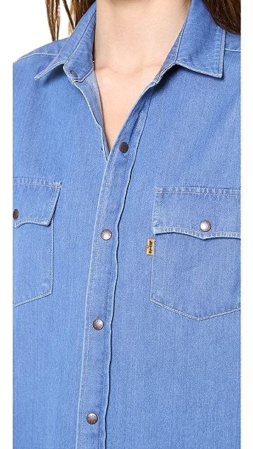 Levi's Orange Tab 1970s Denim Shirt