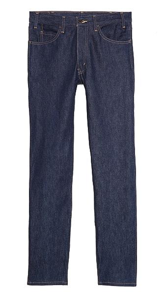 Levi's Rigid 1960s 606 Jeans