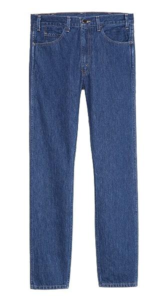 Levi's Medium Wash 1960s 606 Jeans