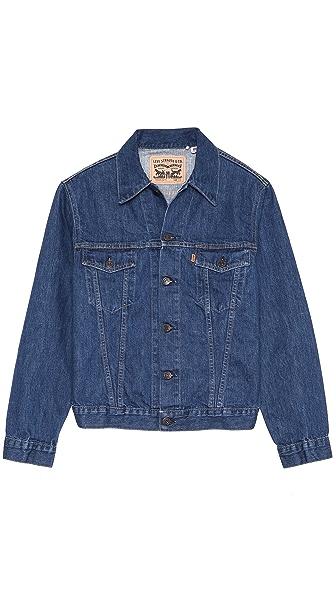 Levi's Vintage Clothing 1970s Trucker Jean Jacket