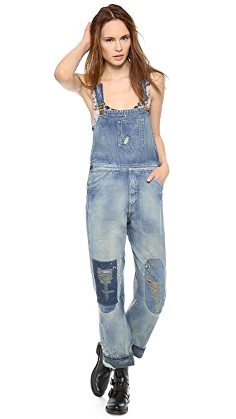 Levi's Vintage Clothing Bib & Brace Youth Wear Overalls