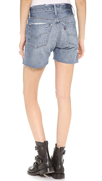 Levi's 1954 501 Cutoff Shorts