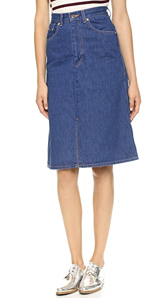 Levi's Denim Skirt | SHOPBOP