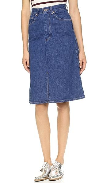 Levi's Denim Skirt | SHOPBOP