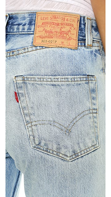 Levi's Customized 505 Jeans