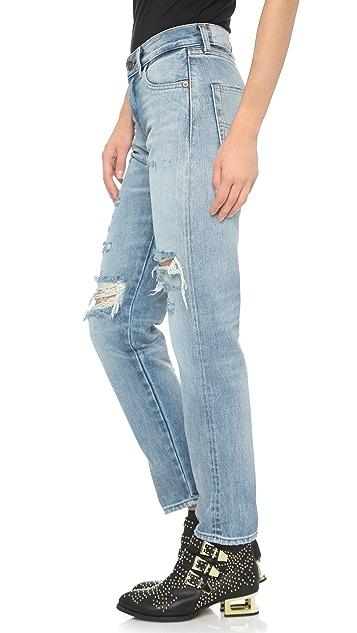 Levi's 1967 Customized 505 Jeans