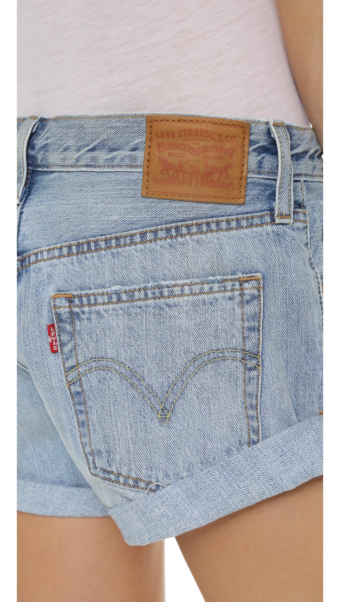 255b8fa8 Levi's Custom Roll Hem Shorts | SHOPBOP