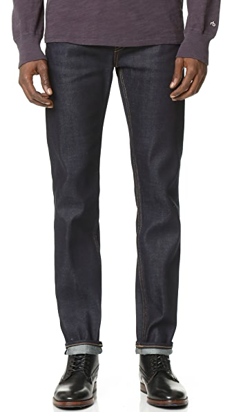Levi's Made & Crafted Tack Selvedge Rigid Jeans
