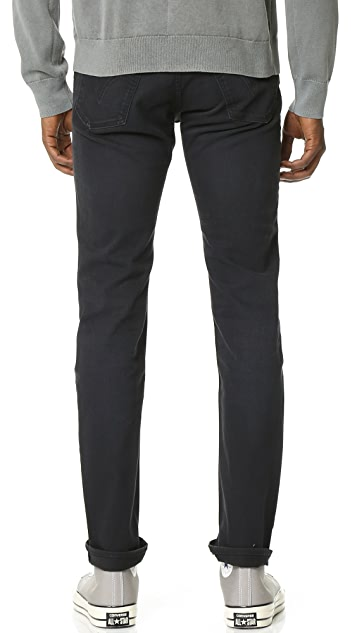 Levi's Made & Crafted Tack Black Lagoon Jeans