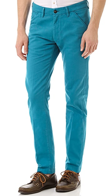 Levi's Made & Crafted Spoke Colored Chinos