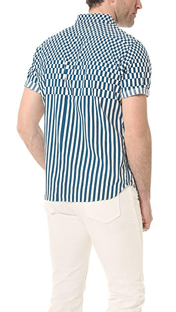 Levi's Made & Crafted Short Sleeve Shirt