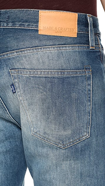 Levi's Made & Crafted Shuttle Jeans