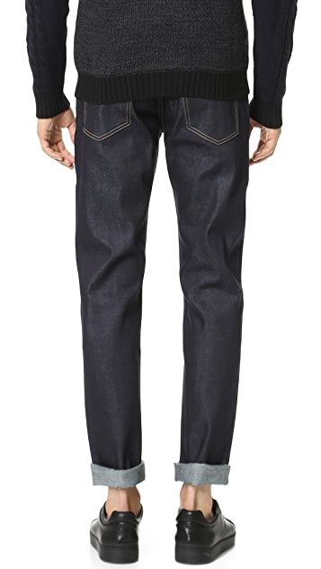 Levi's Made & Crafted Shuttle Straight Fit Jeans