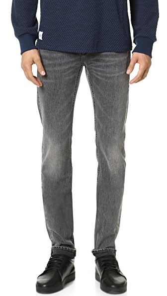 Levi 39 s made crafted tack slim fit jeans east dane use for Levis made and crafted review