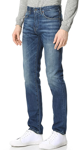 Levi's Made & Crafted Shuttle Tapered Fit Jeans
