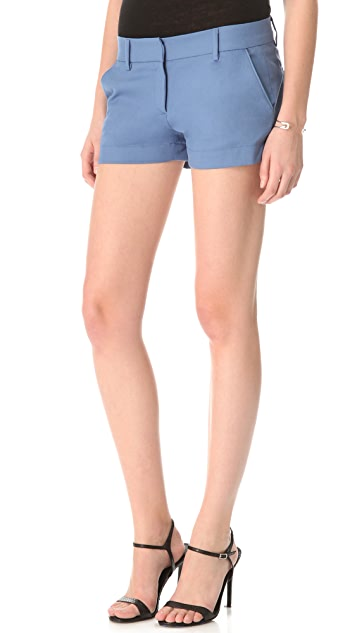 L'AGENCE Tailored Shorts
