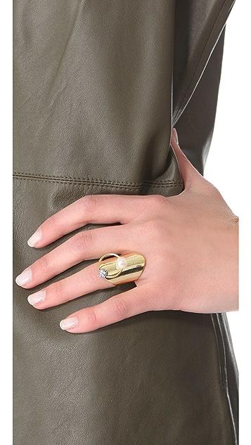L'AGENCE Large Door Knocker Ring
