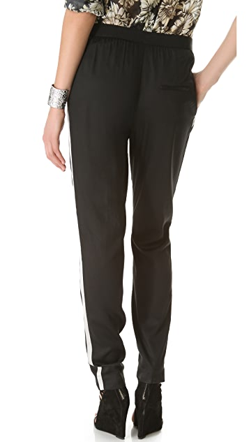 L'AGENCE Relaxed Tux Pants