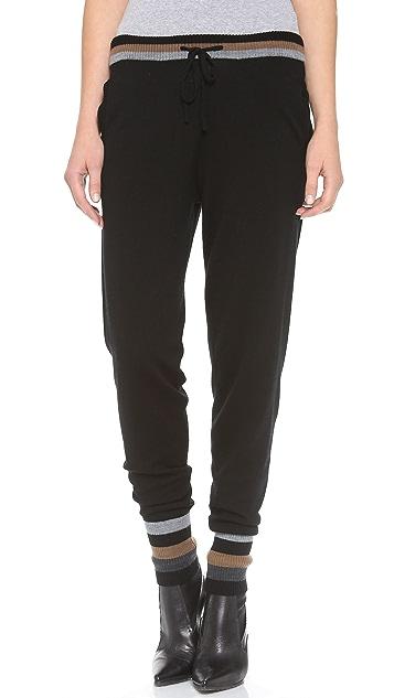 L'AGENCE Wool Lounge Pants