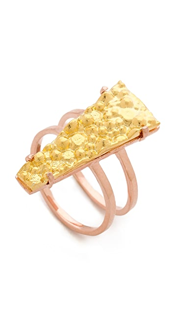 L'AGENCE Geometric Cosmic Ring