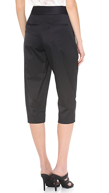L'AGENCE Schoolboy Pants