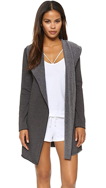 Love+Grace Fuzzy Fleece Willa Robe