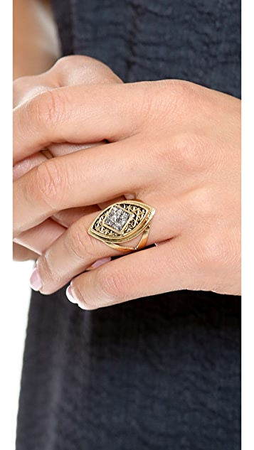 Lady Grey Lucid Ring