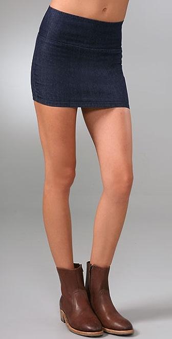 Les Halles Bandage Miniskirt