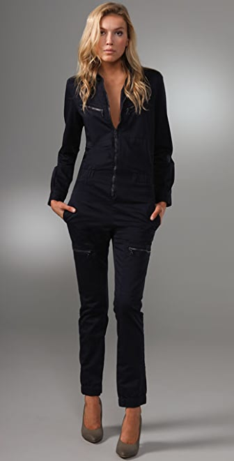 Les Halles Full Body Jumpsuit
