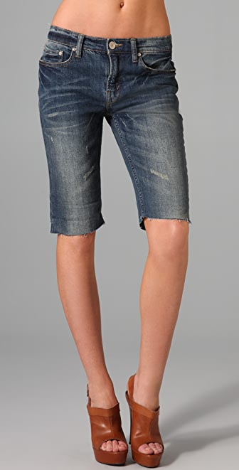 Les Halles The Tomboy Bermuda Shorts