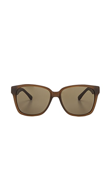 The Row Square Sunglasses