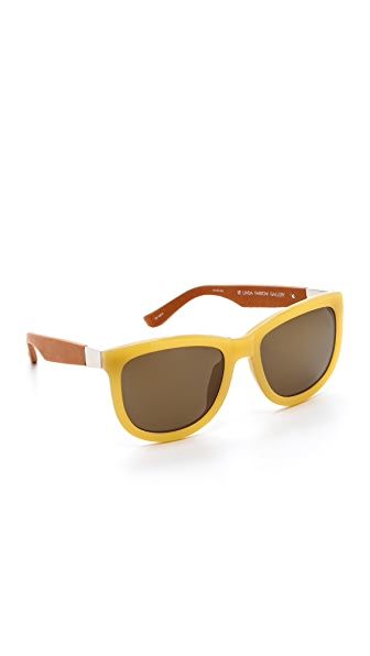 The Row Classic Frame Sunglasses