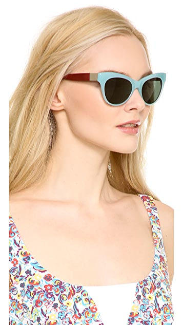 The Row Cat Eye Sunglasses