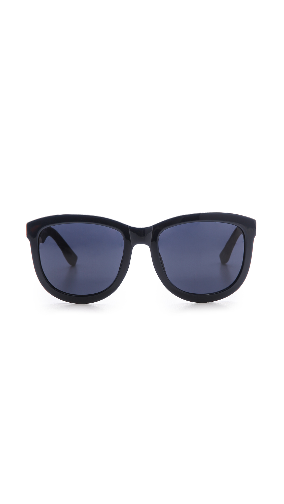 9271dfb77063 The Row Leather Sunglasses