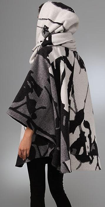 Lindsey Thornburg Pendleton Mid Length Cloak
