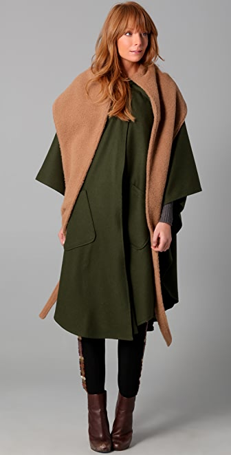 Lindsey Thornburg Full Length Cloak