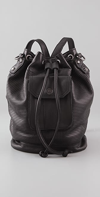 Linea Pelle Addison Bucket Bag / Backpack