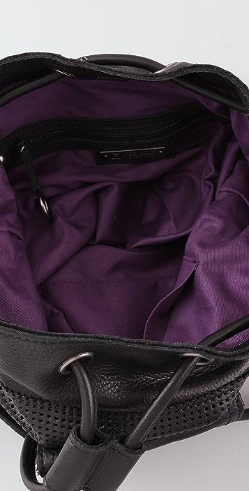 Linea Pelle Addison Bucket Bag / Backpack