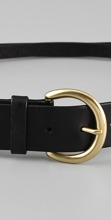 Linea Pelle Double Strap Hip Belt