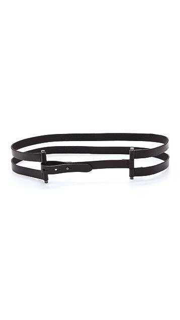 Linea Pelle Mia Turnback Belt