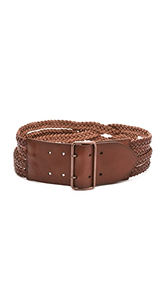 Linea Pelle Daisy Wide Belt