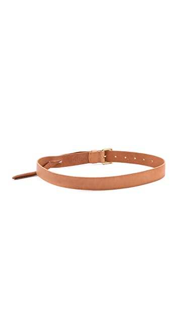 Linea Pelle Logan Pull Through Waist Belt
