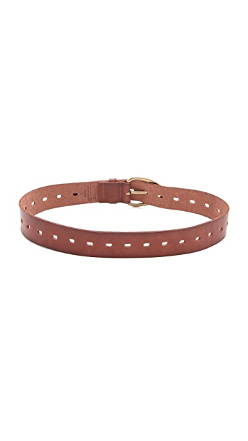 Linea Pelle Vintage Perry Hip Belt