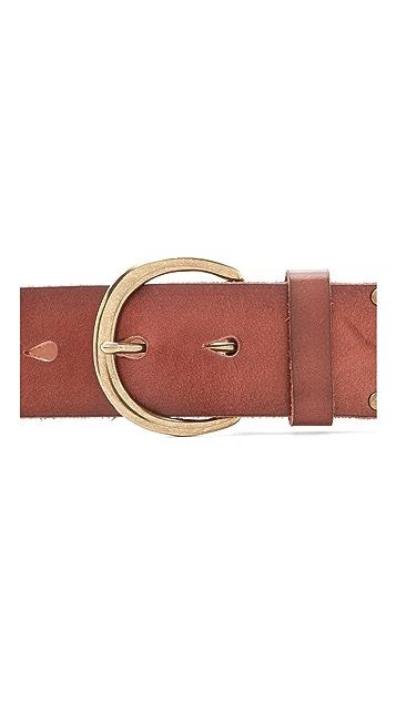 Linea Pelle Perry Studded Hip Belt