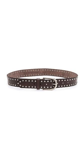 Linea Pelle Nico Studded Belt