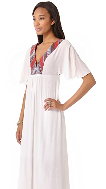 Line & Dot Easy Breezy Maxi Dress